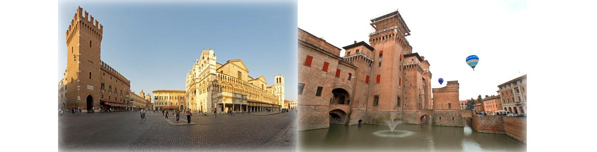 La città universitaria, patrimonio Unesco, con una elevata qualità di vita