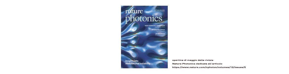 Pubblicato sul prestigioso Nature l'articolo del Prof. Trillo