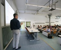 18 settembre: inizio lezioni primo anno corsi di studio triennali