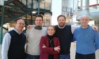 Presa di servizio di professori associati e ricercatori del nostro Dipartimento