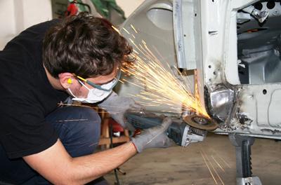 Corso IFTS -Tecnico restauratore della meccanica dell'auto d'epoca