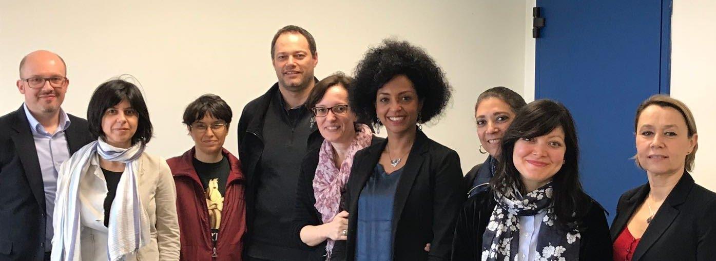 Delegazione dell' Intec di Santo Domingo in visita al Dipartimento di Ingegneria
