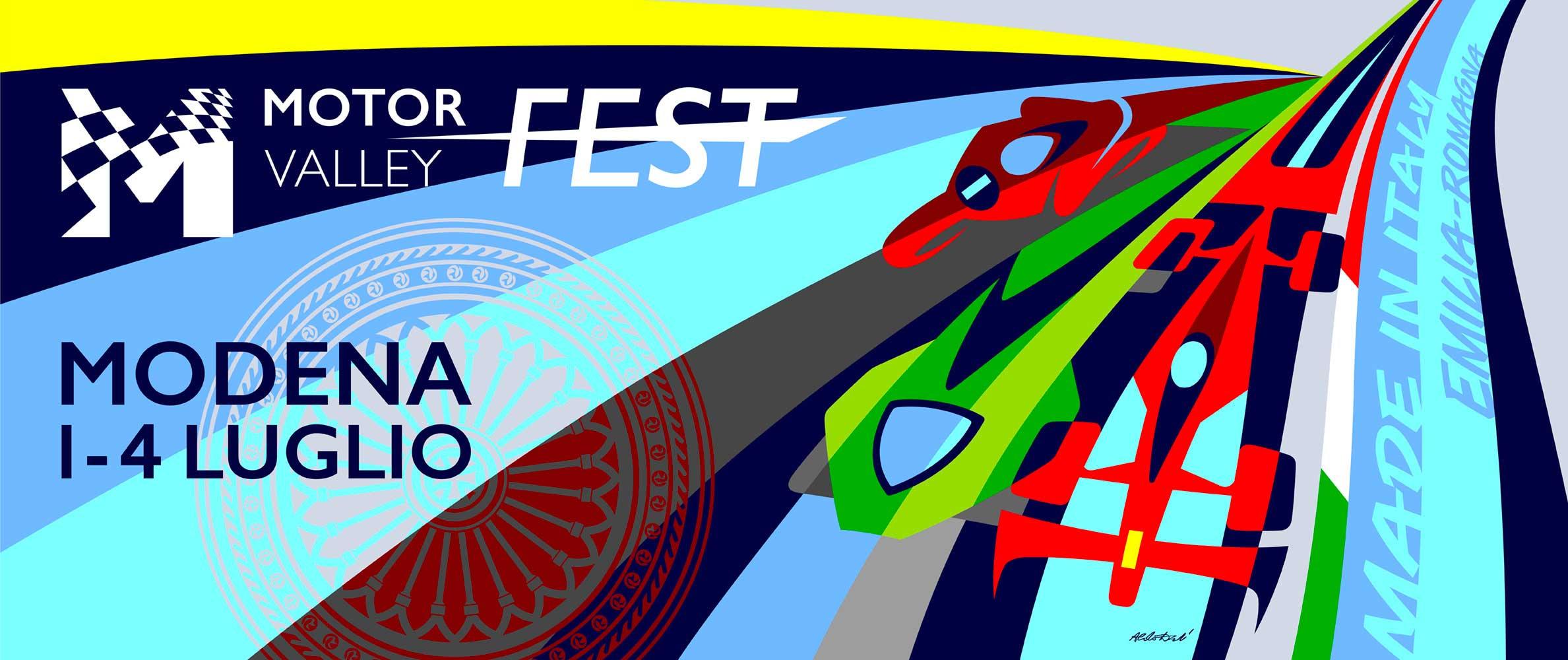 Motor Valley Fest 2021: gli appuntamenti da non perdere con il nostro Dipartimento