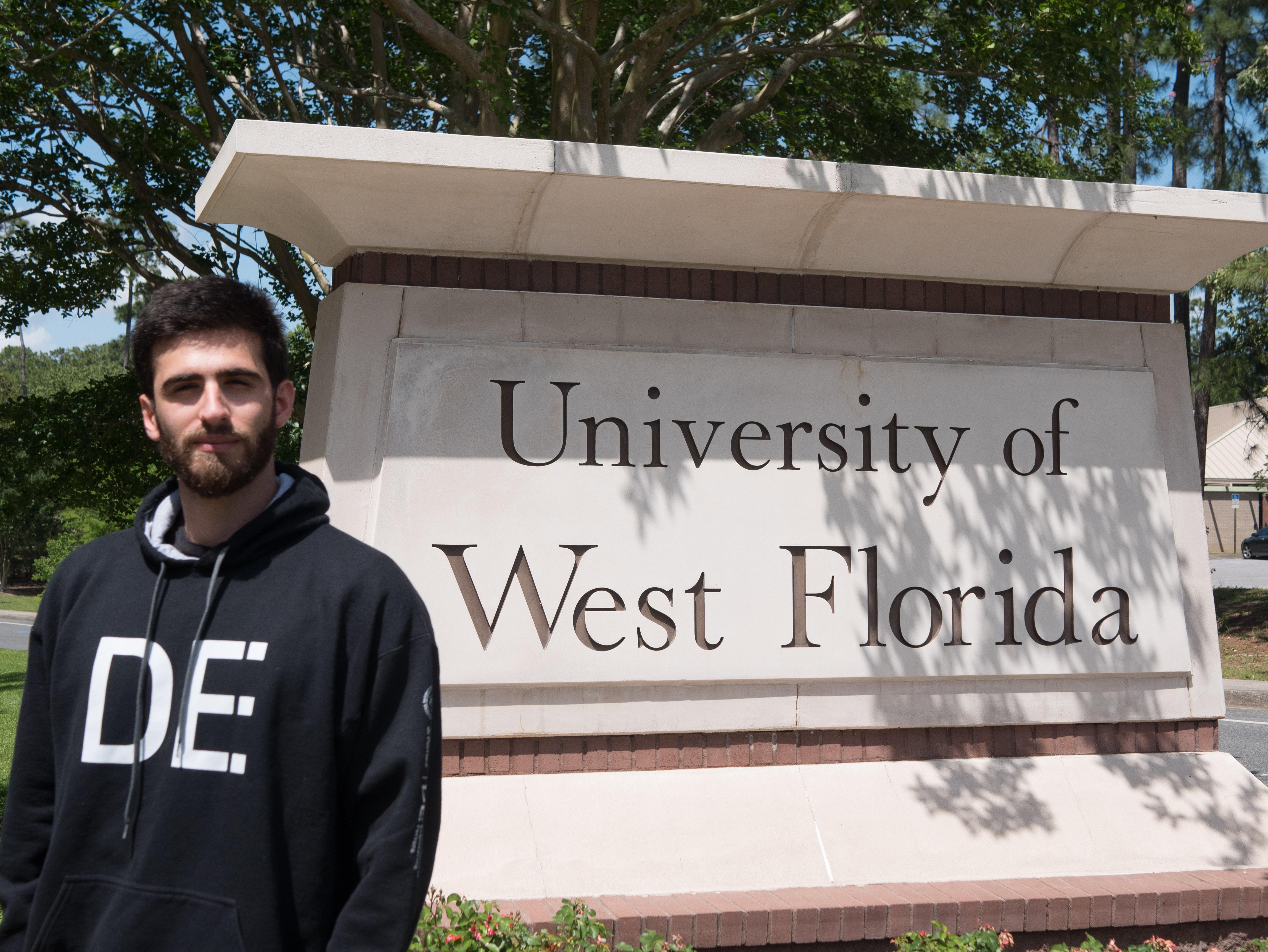 Nuovo bando di Doppio titolo con University of West Florida