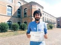 Premio miglior tesi di Dottorato a Giuseppe Cota